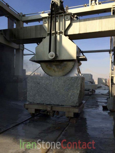Iran Stone Co Factory