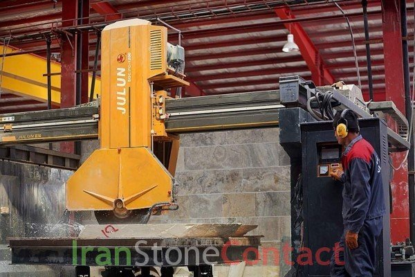 Tehran Stone Processing Co