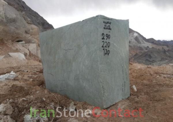 Birjand's green Granite