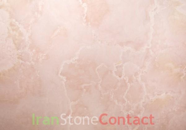 Naghadeh pink onyx