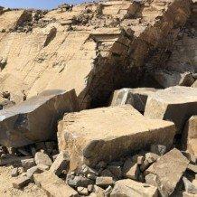 Shafagh Granite quarry