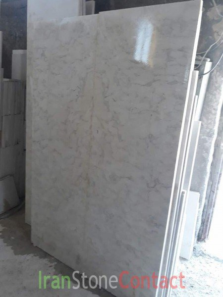 Atashkadeh Cream Marble Quarry