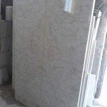 Atashkadeh Cream Marble Quarry
