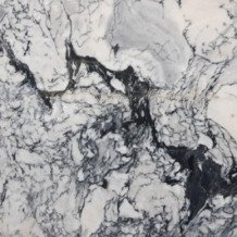 Explosion White Marble