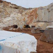 Porcelain marble Quarry